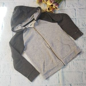 Kid's Old Navy Colorblock Full Zip Hoodie Jacket